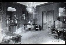 PARIS VIII° 28 Rue de MONCEAU / INTERIEUR de VILLA début 1900