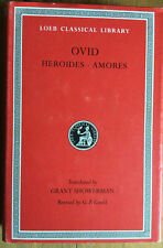 Ovid. Heroides / Amores. Loeb Classical Library, 1996