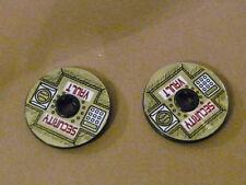 Lego 2 disques technic   / 2 technic disk set 8107
