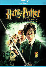 Harry Potter and the Chamber of Secrets [Blu-ray] New Sealed Wizard Witch