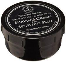 Taylor of Old Bond Street Jermyn Street Shaving Cream Sensitive Skin 150g