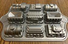 Nordic Ware TRAIN Heavy Duty Metal Cake Pan
