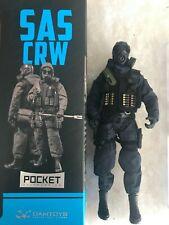 1/12 Scale Action Figure DAMTOYS SAS CRW Breacher Pocket Elite Series