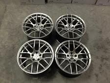 """18"""" Avant Garde M359 Concave Wheels  Hyper Silver  BMW 3 Series  E90 E91 E92 E93"""