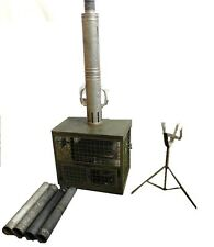 Army BW Heizung Zeltheizung Vielstoffofen Zeltofen Tent Heater Ofen GHS III