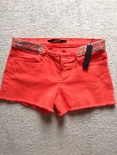 NWT SEXY JOE'S JEANS CORAL CUTT OFF JEAN SHORTS SIZE 29 $188 WOW!!!