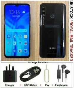 Honor 20e - 64GB - Black (Unlocked) (Dual SIM) UK Version - Grade A