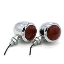 2pcs Motorcycle Turn Signal Indicator turning Light Lamp Bulb Flashing Indicator