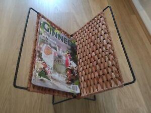 IKEA Magazine/Newspaper Stand Lustigkurre Water hyacinth, Seagrass 504.573.32