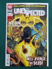 The UNEXPECTED #2 (2018 DC Universe Comics) ~ NM Book