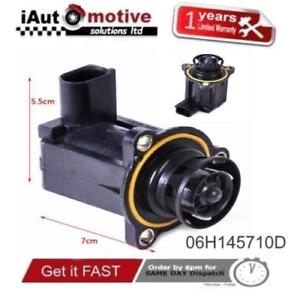 Audi VW TFSI TSI Turbocharger Cut Off Diverter Valve DV Recirculation 06H145710D