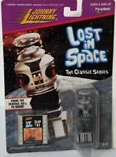 Johnny Lightning - Lost In Space - Robot B-9 - Clip #41