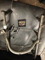 Chrysler 300C Jeep 5.7l Hemi V8 Fuel Rails & Injectors  2005-2010 Set 2