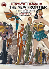 JUSTICE LEAGUE-JUSTICE LEAGUE: THE NEW FRONTIER-JAPAN BLU-RAY F25