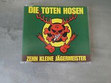 Die Toten Hosen – Zehn Kleine Jägermeister cd single punk new wave kbd