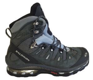 Salomon Quest 4D GTX Womens Waterproof Walking Hiking Boots UK Size 8 EU 42