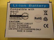 SONY ERICSSON- batteria COMP. W910-T707-W380-W508-   H.Q. BST 39