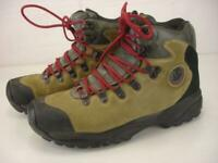 Women's 9 M MERRELL M2 Super Light Hiking Boots Sandstone Leather Mountaineering
