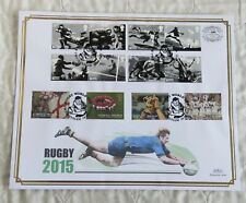 More details for 2015 rugby world cup benham numbered cover - 36/100