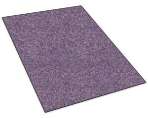 Soft and Cozy Light Purple Area Rug for Home & School | People & Pet Friendly