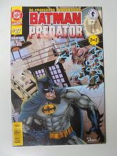 1x Comic - DC Dino Crossover - Batman Predator Nr. 27 - Z. 1