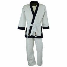 Playwell Karate 14oz Heavyweight Uniform Adults Suits Cotton Gi Outfit Kimono