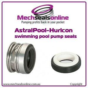 AstralPool | Hurlcon 75508 pool pump replacement mechanical seal. BX, CTX,CX, FX