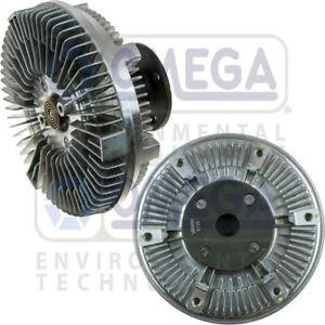 Engine Cooling Fan Clutch Omega Environmental 18-00063