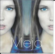 CD SINGLE 2 TITRES--MEJA--ALL' BOUT THE MONEY--1998