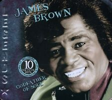 James Brown - Godfather of Soul [New CD] Tin Case