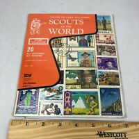 Scouts of The World Stamps Series 234 No.143, Don Hirschhorn Boy Scouts BSA