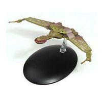 Eaglemoss Star Trek Starships Collection Bird of Prey Die-Cast Replica NEW