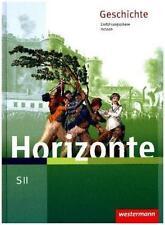 Horizonte. Schülerband. Einführungsphase. Hessen (2016, Taschenbuch)