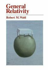 General Relativity by Robert M. Wald Paperback Book (English)