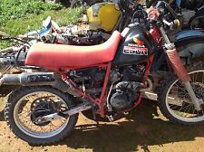 Honda Xl250r 1984 1985 Wrecking  Parts Only Ag Farm Trail Bike Motorcycle parts
