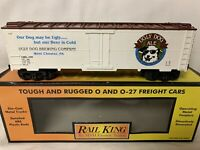 ✅MTH RAILKING UGLY DOG MODERN BEER REEFER CAR 30-78050 WEST CHESTER PENNSYLVANIA