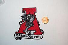 "Alabama Crimson Tide 3 1/4"" 1974-2000 Primary Logo Patch College"