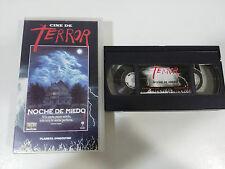 NOCHE DE MIEDO FRIGHT NIGHT TERROR VHS TAPE CINTA COLECCIONISTA CASTELLANO