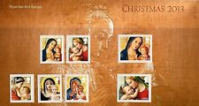 GB Stamps 2013 'Christmas' Presentation Pack #491