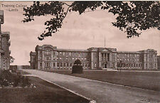 Training College, LEEDS, Yorkshire