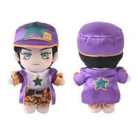 JoJo's Bizarre Adventure Stone Ocean Kujo Jotaro Plush 20cm Doll Toy Gift New