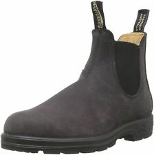 Blundstone 1464 Grey Pebble (550 Series) Unisex Leather Chelsea Boots