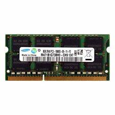 SAMSUNG M471B1G73BH0-CH9 8G 2Rx8 DDR3 PC3-10600 1333MHz SODIMM NONECC MEMORY RAM