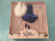 "Tonner Tiny Kitty Collier, Sassy outfit, 10"" doll, dress, shoes, fur wrap, Mib,"