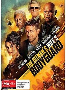 Hitman's Wife's Bodyguard (DVD), NEW SEALED AUSTRALIAN REGION 4 lot 450