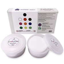 Genova Art CRAFTYCLAY | Air Dry Modeling Art Clay for Professionals & Kids