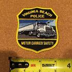 Virginia+Beach+VA+Police+Patch+NEW+Motor+Carrier+Safety+Unit+Truck+Enforcement
