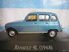 RENAULT 4L 1968 COLLECTION ARGENTINE  NEUVE