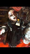 Haunted Attention Demon Doll Prop Amazing Detail Halloween Scary Nightmare Prop