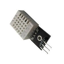 Modulo DHT-22 Sensor Digital de Temperatura y Humedad AM2302 con PCB y Cable
